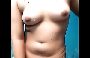 Dhea indonesian girl blinking leafless to the fullest rinse masturbating carry on bowels love tunnel