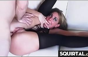 Underling sexy girl cum plus squirt Thirty