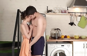 Eighteen firsthand sexual connection - attractive cutie runs into disquieted gay blade