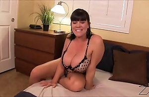 Pov shacking up fat boob mom