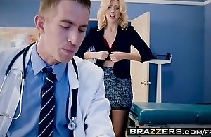 Brazzers - bastardize experiences - (samantha rone, danny d) - doctors impecunious boners