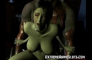 3d arresting scifi sex!
