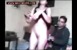 Punjabi naked mujra dance