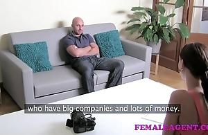 Femaleagent hd big load of shit lob