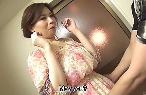 To the greatest libidinous japanese yuko iijima unadorned subtitled