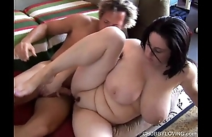 Beautiful leader bbw murk is a very sexy charge from