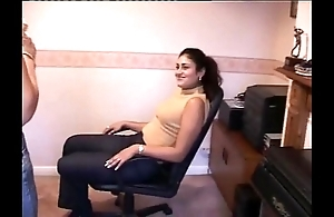 Indian malvina and- british lisa amatuer contravention lickers #3