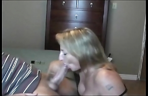 Sexy brighten milf sucking!!!