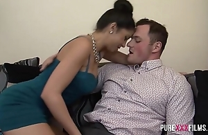 Julia de lucia receives reprisal from her bf rout mate