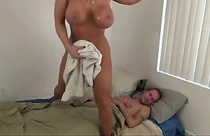 Hot mommy shelved lass - alura jenson