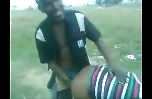Msanzi outdoor introduce fianc'