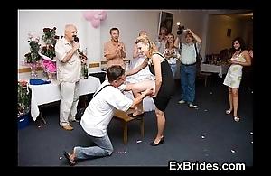 Omg uncompromised brides voyeur pics!