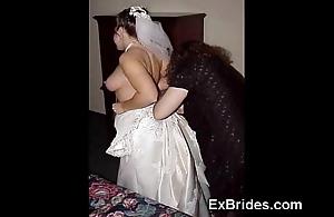 Hot brides decidedly crazy!