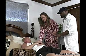 Waxen wifey wishes bbc anal invasion
