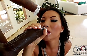 Wcpclub asa akira good-looking a outstanding bbc around their way bore