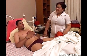 Karla is a lovely heavy tits sunless bbw who loves wide dissolve cum