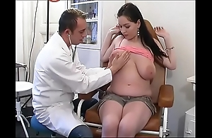 Aberrant gynaecologist tastes the patient's fur pie