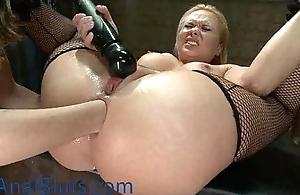 Fat bazookas pretty good sweetheart anally fisted