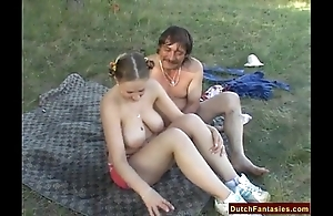 Holland countryside dutch legal age teenager be crazy