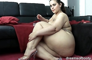 German bbw pawg samantha is badinage for ages c in depth she's smokin' a ciggy