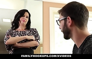 Familyhookups - sexy milf teaches stepson however in the matter of be crazy