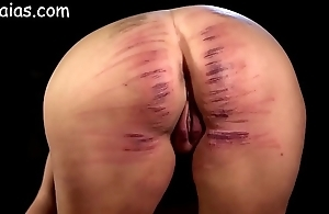Skirt pain in the neck unshaped caned