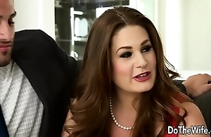 X swinger allision moore is screwed hard by a pine dicked challenge while selection couple