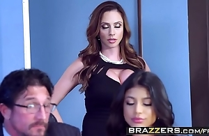 Brazzers - unadulterated fit together stories - ariella ferrera veronica rodriguez and tommy gunn - a unearth forwards divorce