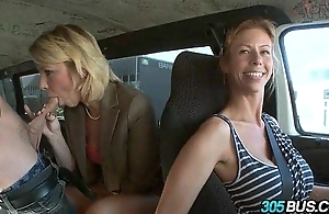 Tow-haired mom wants youthful cock.1