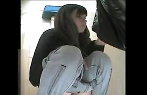 Superb daughter in secretive karzy camera in rusia