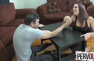 Diverge wrestling bottom venture ballbusting femdom cook jerking